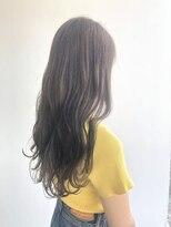 ヘアメイク オブジェ(hair make objet)スーパーロングベージュ
