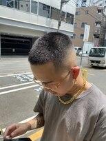 スキンフェード ボウズ【GROOMER/S TOKYO】