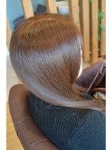 ピーエス ヘアーデザイン(PS. Hair Design)つやつやカラー ビフォア画像あり