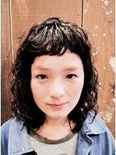フリー ヘアー アトリエ(FREE HAIR ATELIER)【FREE】セミウエットパーマ