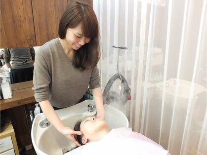 福岡西新美容室 アロマアンドアイボリー(Aroma&ivory)の写真