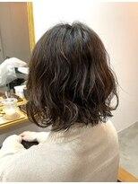 ウルヘアイーズ(ulu.hair ease)ボブパーマ