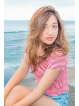 フリンジヘアーサロン(Fringe Hair Salon)SURFER GIRL☆