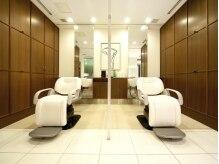 デュウアシヤ(DEW ashiya)の雰囲気(半個室でSPA・トリートメントなどで、髪も心も癒されて下さい。)
