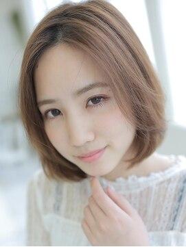 アグヘアー マーク 酒田下安店(Agu hair marc)大人可愛いセンシュアルショート