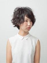 ヘアーメイク ユニオン(HAIR MAKE UNiON)抜け感*グラデーションcoolボブ【HAIR MAKE UNION】