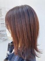 リゾートフォーヘアー 嵯峨店(ReSORT FOR HAIR)ナチュラルピンクカラー