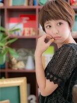 *+COVER HAIR+*…元気印の★眉見せマッシュa
