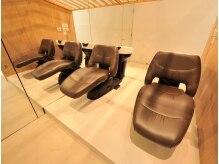 リラックスヘアーサロン ワッカ(Relax Hair Salon WAKKA)の雰囲気(■シャンプーブース)