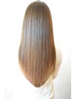 アトリエ ドングリ(Atelier Donguri)『髪質改善』さらっとロング