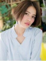 *+COVER HAIR+*…クールボブで美シルエットa