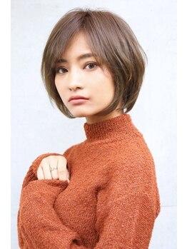 ベルビー(Belle Vie)の写真/お客様お1人お1人の髪質、お悩み、なりたいイメージに合わせ、ぴったりのデザインをご提供させて頂きます◎