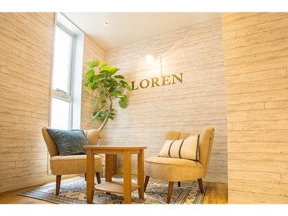ローレン(LOREN)の写真