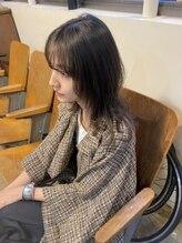 イスタ(isuta)【三鷹】レイヤーカット/レイヤーミディアムヘア◎巻き髪