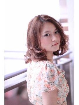キャパ(CAPA)【CAPA 茅ヶ崎店 美容室】ツヤ髪!グロスカラ-