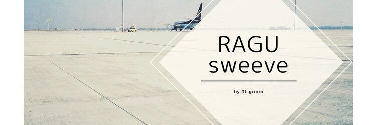 ラグスイーブ(RAGU sweeve)のサロンヘッダー