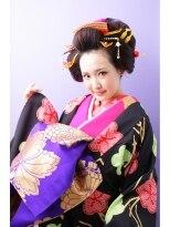 イチコ(ichiko)【和装】 日本髪アレンジ ≪ichiko≫