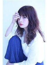 ヘアサロンエム フィス 池袋(HAIR SALON M Fe's)M 夏スタイル☆ エアリーブラントレイヤー