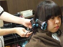 【Cuore Hair】低温パーマ