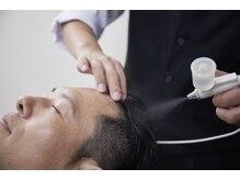 メンズウィル バイ スヴェンソン 八王子スタジオ(MEN'S WILL by SVENSON)の雰囲気(専門のプロ技で熟練のマッサージを体験。頭皮ケアと共に癒しを)