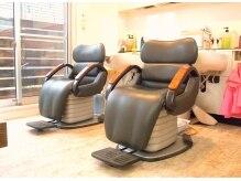 ヘアサロン きゅあ(Hair salon)の雰囲気(広いシャンプースペースでリラックスできます♪)