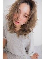 シエン(CIEN by ar hair)CIEN by ar hair片瀬『浜松可愛い』グレイジュ+外国人風カール