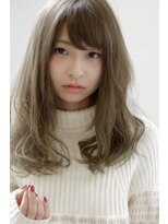 『Lee nishinomiya』透明感×さら艶ロング