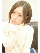 ヘアーサロン エール 原宿(hair salon ailes)(ailes原宿)style1 クラシカル☆カシミヤボブ