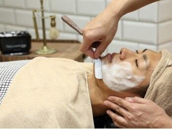 ヘアーズヨシオカ(HAIR'S YOSHIOKA)の写真/髪・ひげ・眉、一気にまとめてお手入れ可能なのは理容室ならではの魅力♪グルーミングメニューも充実◎
