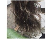 """アントレッド(hair design studio ENTRAIDE)の雰囲気(カワイイが""""ぎゅっと""""詰まったオーダーメイドカラーが得意です♪)"""