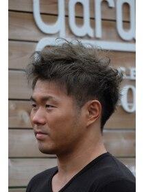 ガーデン ヘアー ワーク(garden hair work)CALIFORNIA STYLE '16