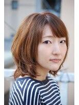 テトラ ヘアー(TETRA hair)メリハリ☆ミディー