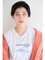 ラレイ(Lalei)【ささきまさき】イメチェンショート+グラデーションカット