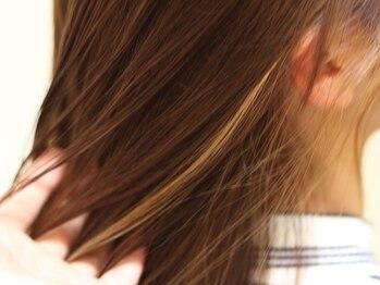 ル ジャルダン 仲町台店(le jardin)の写真/話題の【イルミナカラー】柔らかな質感と抜群の透明感を叶える☆色落ちしても綺麗な髪色キープ♪【仲町台】