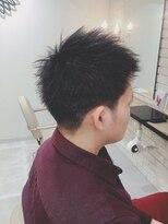 ブレッザヘアー(Brezza hair)ソフトモヒカン×Brezza hair 笹塚