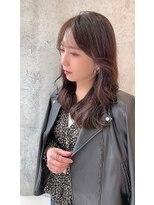ユーフォリアギンザ(Euphoria GINZA)【Euphoria銀座】大人可愛い☆韓国風カール♪くびれミディ岡田