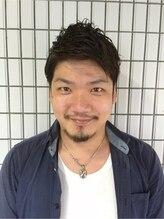 トモズヘアデザイン(Tomo's Hair Design)naoya. maejima