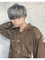 "Men's""silver ash"" × mash【Steed/立川】"
