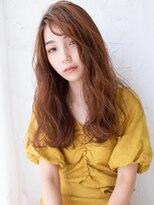 ラフィス ヘアー ロビン 名古屋店(La fith hair robin)【La fith】 オレンジベージュカラー