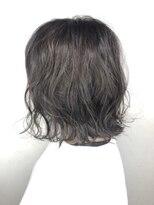 ソース ヘア アトリエ(Source hair atelier)【SOURCE】ダークグレージュ