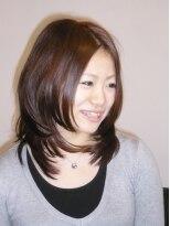 ジェンテ ヘアサプライ(GENTE hair&supply)2WAYミディボブ