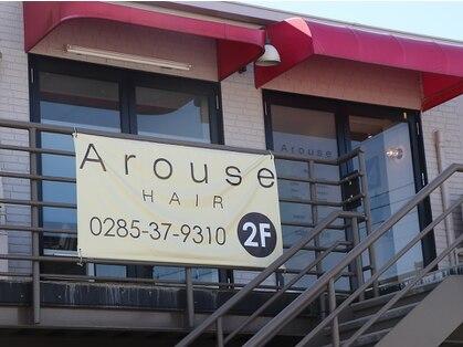アローズ ヘアー(Arouse Hair)の写真