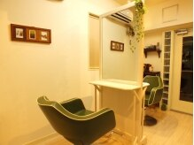 ヘアサロン ル トレフル(hair salon Le Trefle)の雰囲気(落ち着いた雰囲気のリラックスできるお店です!)