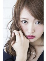 【miel hair blanc】外国人風☆アッシュベージュ☆