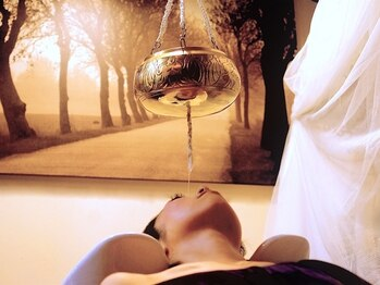 """シエル(Ciel)の写真/【極上""""アーユルヴェーダ""""SPA】フルフラットのシャンプー台で疲れを芯からほぐしきる…最上級の癒し体験を"""