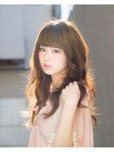 リノヘア 関内店(RINO Hair)¥5400☆絶対可愛くなれる!!ランダムカールロング☆