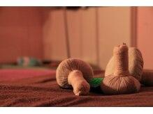 テフテフヘアーメイク(tef tef hair make)の雰囲気(本格アーユルヴェーダの施術も受けられます。。)