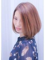 【Wish Hair】ツヤ髪3Dボブ