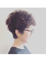 アオタニ ヘアー 御所南店(aotani hair)フレンチカーリー