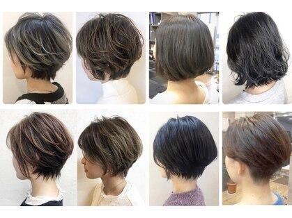 グランジュテ ヘアアンドスパ 新検見川(GRAND JETE Hair&Spa)の写真